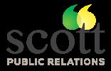 Healthcare, Insurance & Technology PR | Scott Public Relations Logo